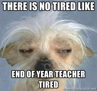 teacher-tired